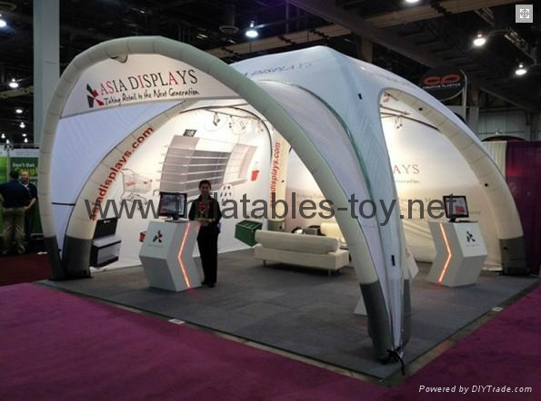 Trade Show Inflatable X-gloo Tent