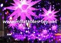 Christmas Decoration Inflatable Stars