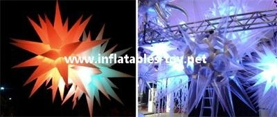 Stage Inflatable Lighting Decorations