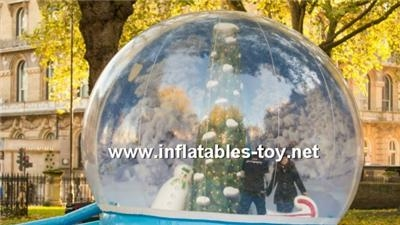 Christmas Clear Bubble Dome Tent