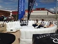 Inflatable Outdoor Furniture, Inflatable Beach Sofa, Inflatable Leisure Chair 11