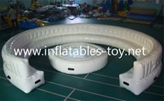 Inflatable Beach Sofa, Inflatable Outdoor Furniture, Inflatable Leisure Chair
