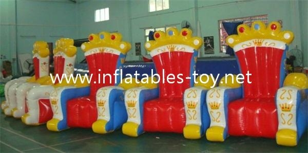 Inflatable Outdoor Furniture, Inflatable Beach Sofa, Inflatable Leisure Chair 16