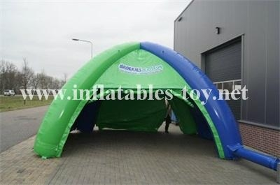 Customized Inflatable Spider Dome Advertising Tent