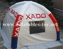 Inflatable Advertising Tent for Outdoor Rainning Day
