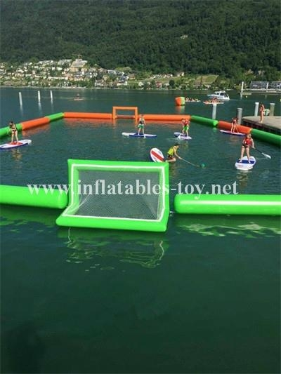 Inflatable Water Barriers Tubes