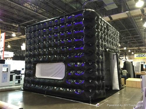 Airtight Inflatable Trade Show Booth