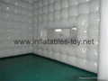 Factory Made Inflatable Booth Cube Tent