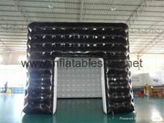 Customized Inflatable Cube Tent, Air Tight Tent , Inflatable Camping Tent