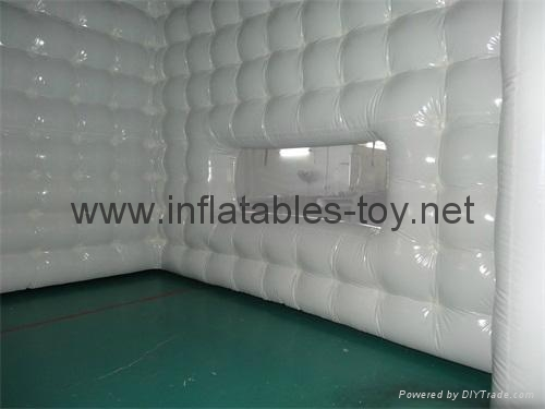 Inflatable Photo Booth Cube Tent