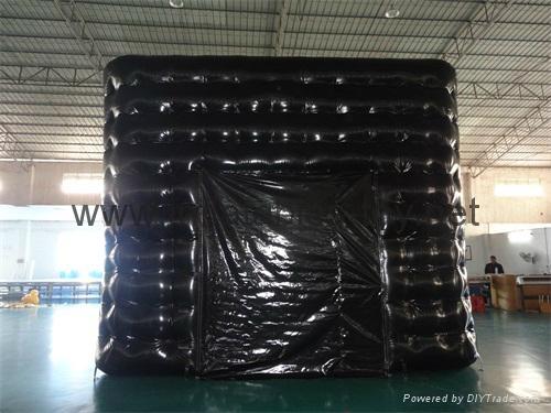Waterproof Cube Advertising Tent