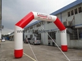 Outdoor Inflatable Sports Arch, Waterproof Finish Line Arches 8