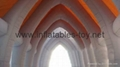 Inflatable Church Tent for Wedding