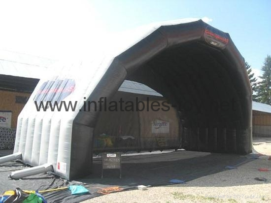 Inflatable Concert Stage Cover Tent
