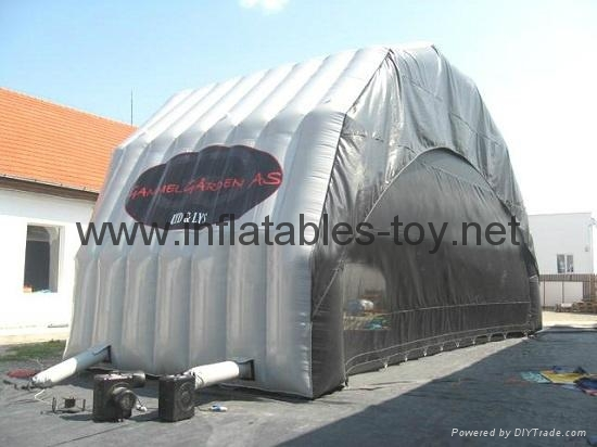Airtight Satge Shelter Inflatable Tent