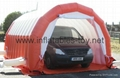 Car Painting Workstation Inflatable Tent