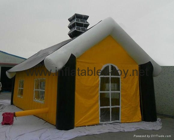 Airtight Inflatable House Tent
