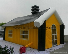Inflatable Camping Tent ,Airtight Inflatable House Tent