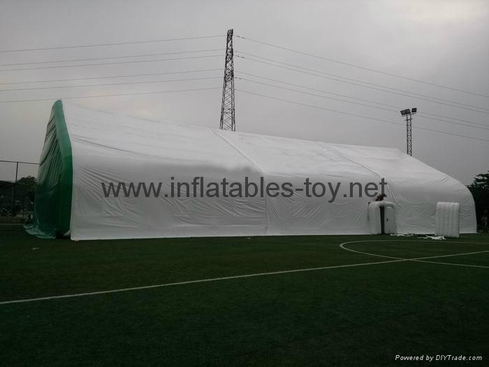 Inflatable Tennis Court Cover