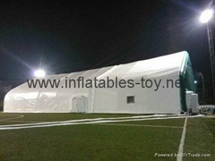 Inflatable Camping Tent,Airtight Tunnel Tent,Inflatable Tennis Court Cover