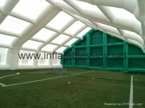 Inflatable C&ing Tent Inflatable Tennis Court Cover Inflatable Airtight Tunnel Tent ... & Inflatable Camping TentAirtight Tunnel TentInflatable Tennis ...