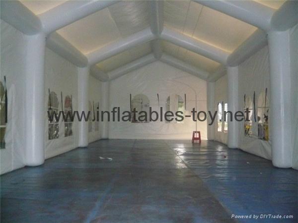 Airtight Wedding Tent
