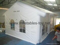 Inflatable Party Tent, Airtight Wedding Tent, Inflatable Dining Tent