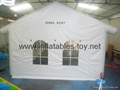 Inflatable Stucture Tunnel Tent