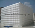 Inflatable Exhibition Tent, Airtight Tent Inflatable Cube Tradeshow Tent 5