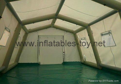 Inflatable Medical Tent for Emergency