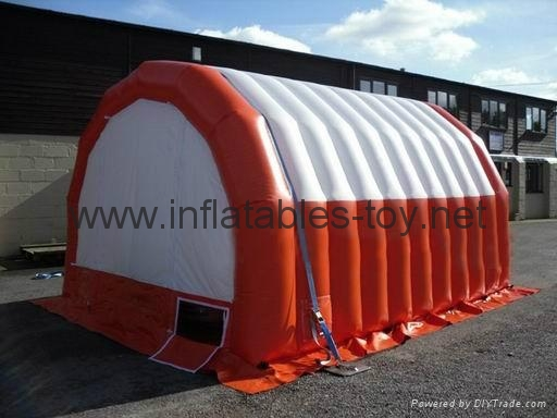 Outdoor Inflatable Car Shelter for Waterproof