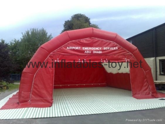 Outdoor Inflatable Airtight Tent