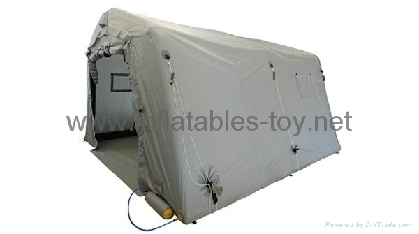 Inflatable Emergency tent, inflatable shelters for Relief  3