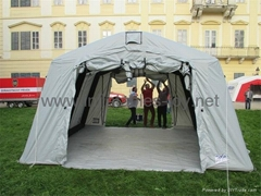 Inflatable Emergency tent, inflatable shelters for Relief