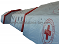 Inflatable Medical Tent , Inflatable Mobile Hospitals , Red Cross Tent 6