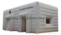 Durable Inflatable Airtight tents, Inflatable Cube Tent 5