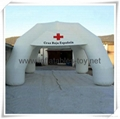 Durable Inflatable Airtight tents, Inflatable Cube Tent 6