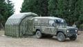 Inflatable Military Tent for Garage , Airtight  Army tent for sale 5