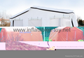 large Inflatable Mobile hospitals , PVCfabric Inflatable Shelters 2