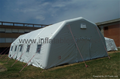 Inflatable Military Tents and Temporary Structures for Emergency  3