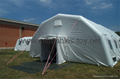 Inflatable Military Tents and Temporary