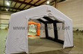 Lightweight inflatable shelters,Inflatable military tent for military 1