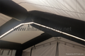Lightweight inflatable shelters,Inflatable military tent for military 3