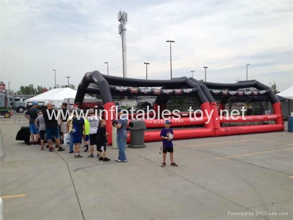 Inflatable Batting Cages, Inflatable Sport Tent For Baseball  4