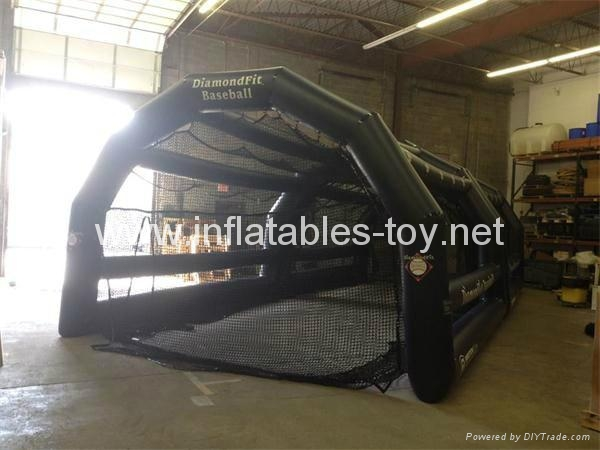 Inflatable Batting Cages, Inflatable Sport Tent For Baseball  2