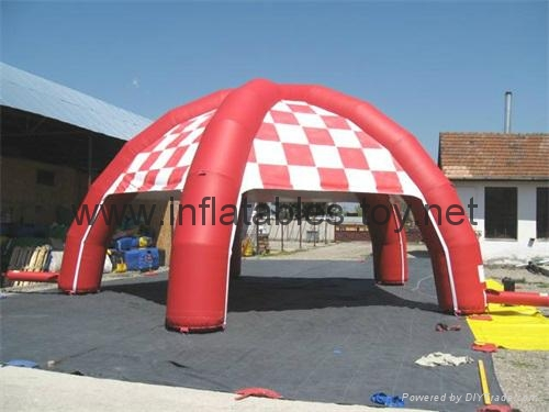 Inflatable Spider Dome Tents, Advertising Dome Tent 3