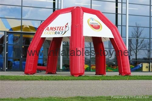 Inflatable Spider Dome Tents, Advertising Dome Tent 5