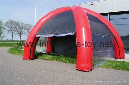 Inflatable Spider Dome Tents, Advertising Dome Tent 10