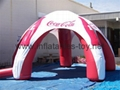 Inflatable Spider Dome Tents, Advertising Dome Tent 11