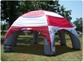 Hot Sale Inflatable Camping Tent, Inflatable Spider Tent 2